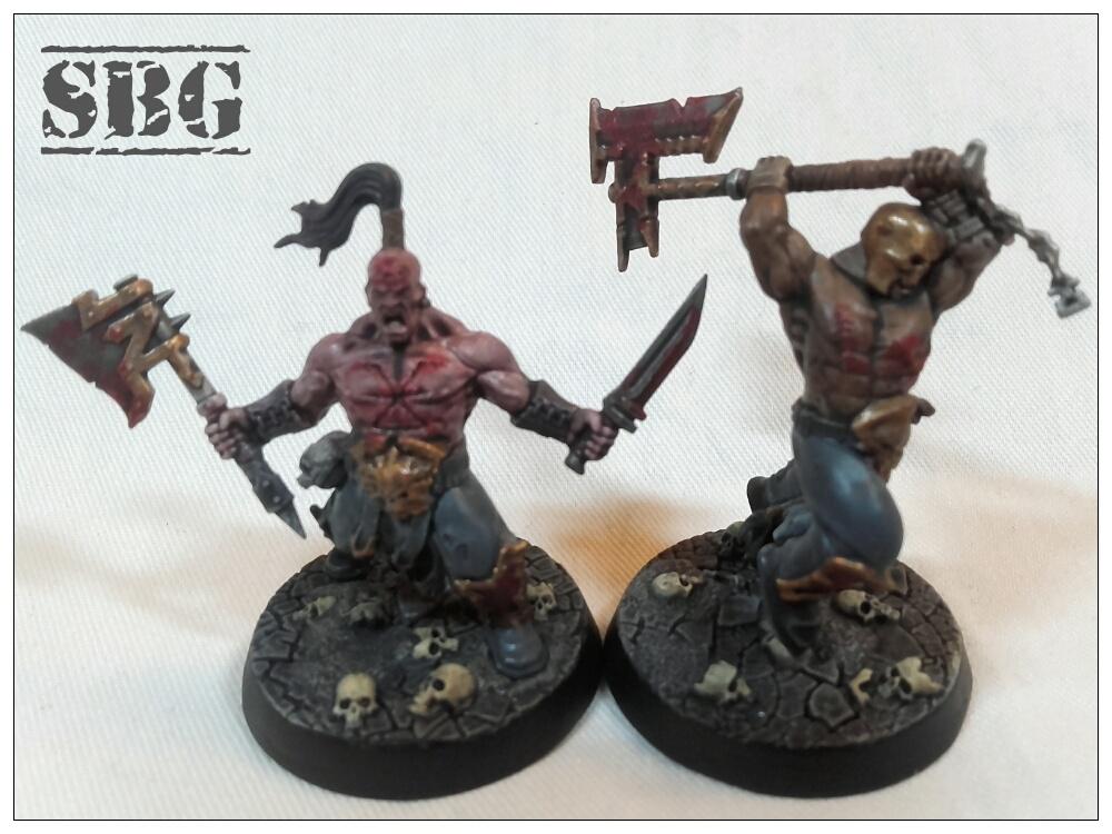 Warhammer Underworlds: Shadespire Khorne 3