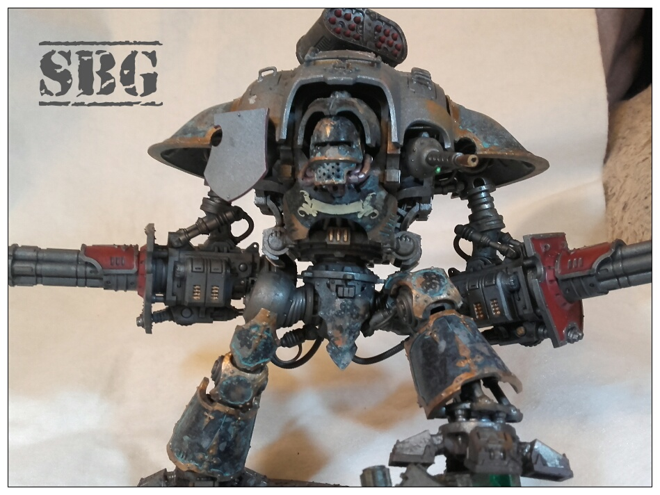 Renegade Knight wip 4