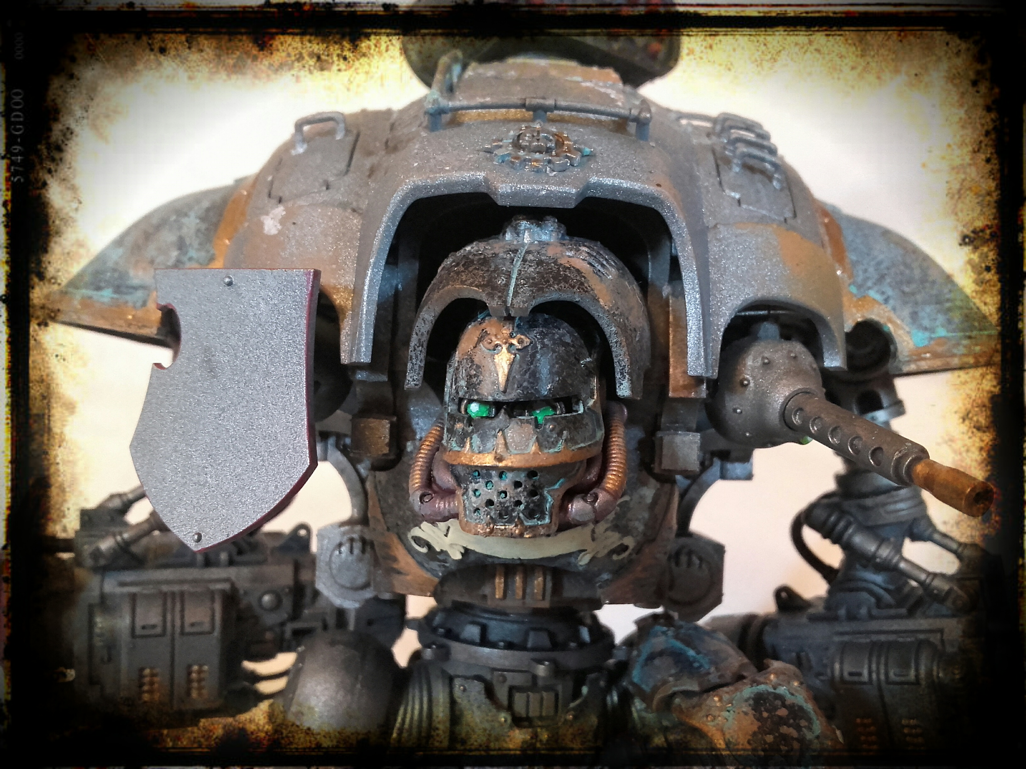 Renegade Knight wip 6