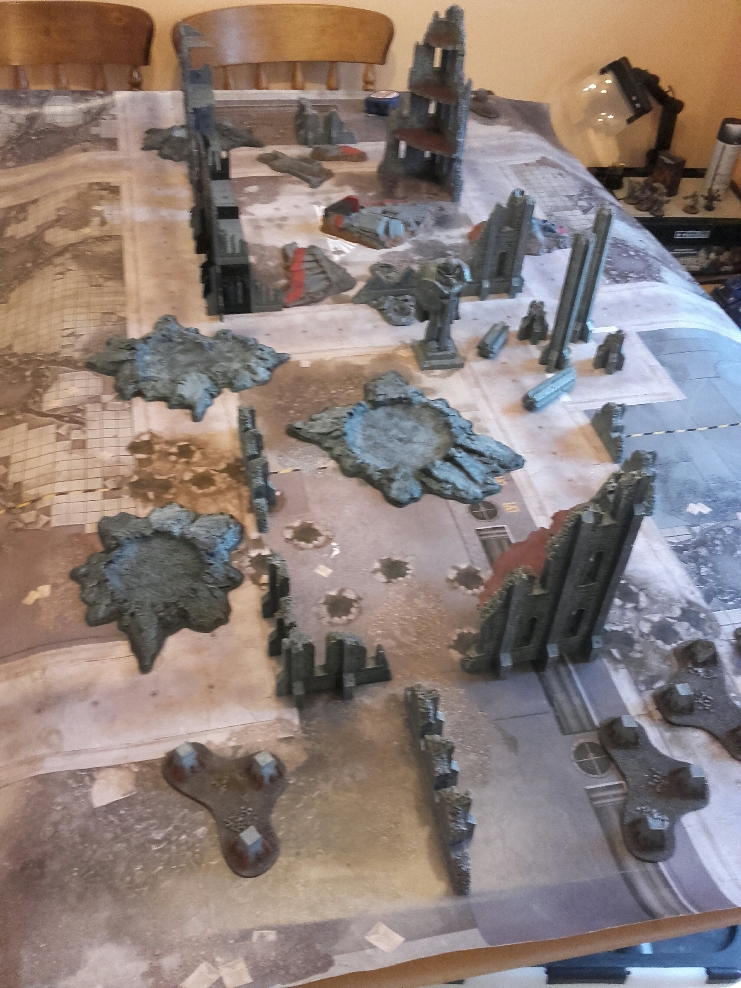 8th edition thousand sons battle report 1