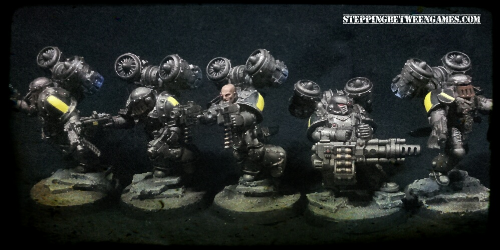 Iron Warriors 30K Destroyers - 1