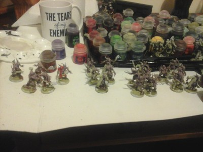 squaduary pox walkers