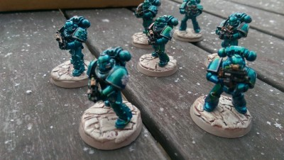 horus heresy alpha legion