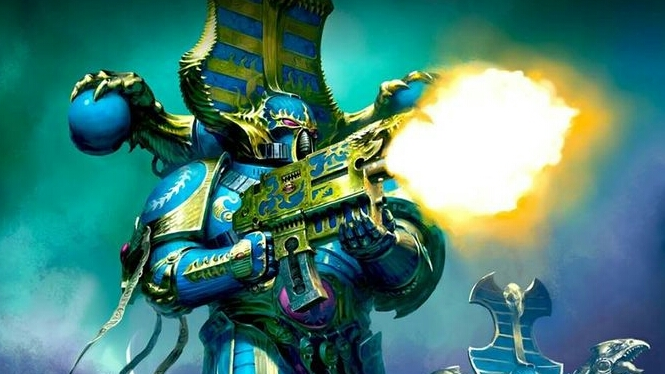 Warhammer 40k 8th edition Thousand Sons unit guide
