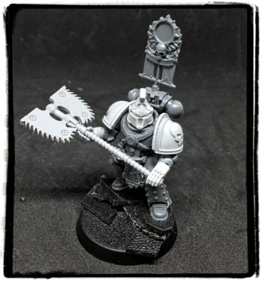 Iron Warriors character