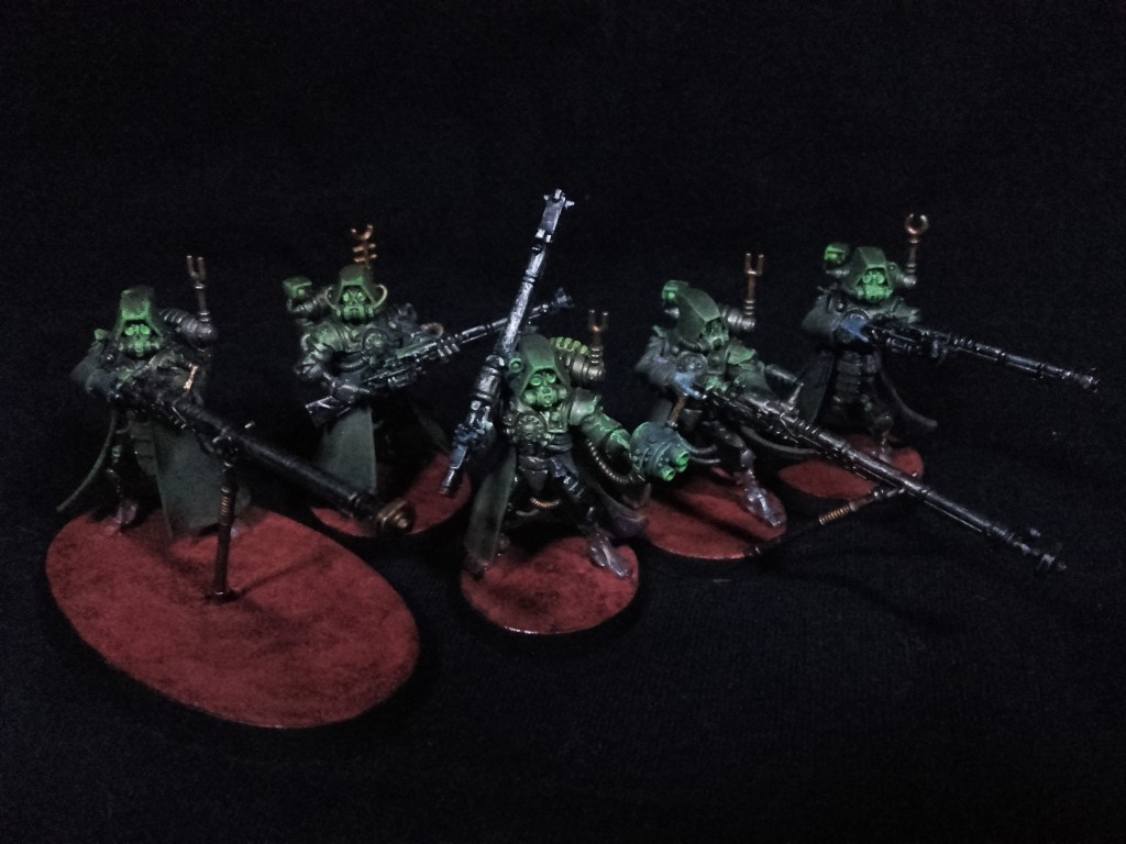 Skitarii Rangers - group shot