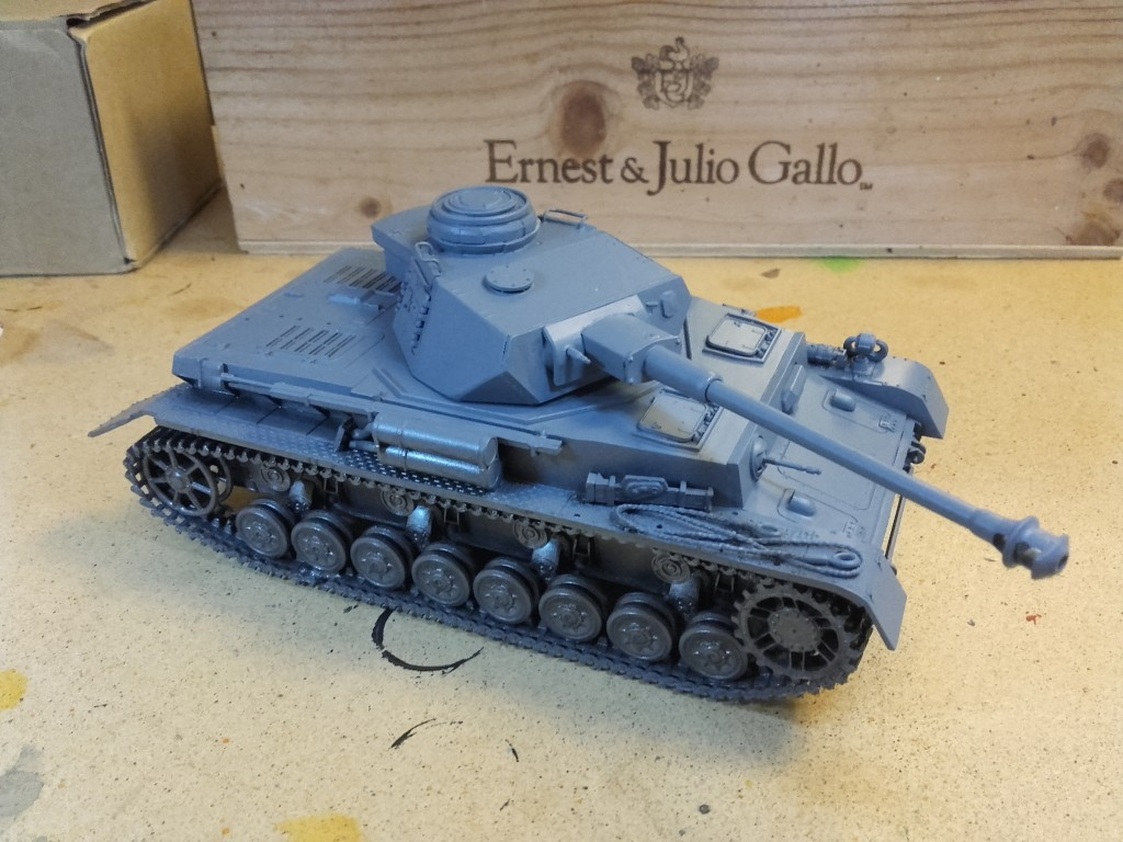 Panzer Mark IV 1:72 Scale