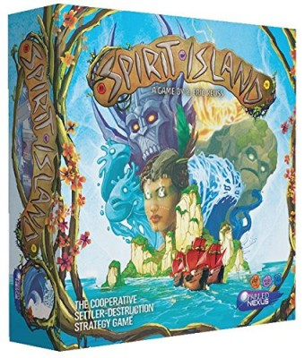 The core box set of Spirit Island