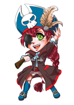 Captain Annie of the Dread Armada