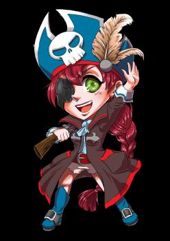 Captain Annie of the Dread Armada