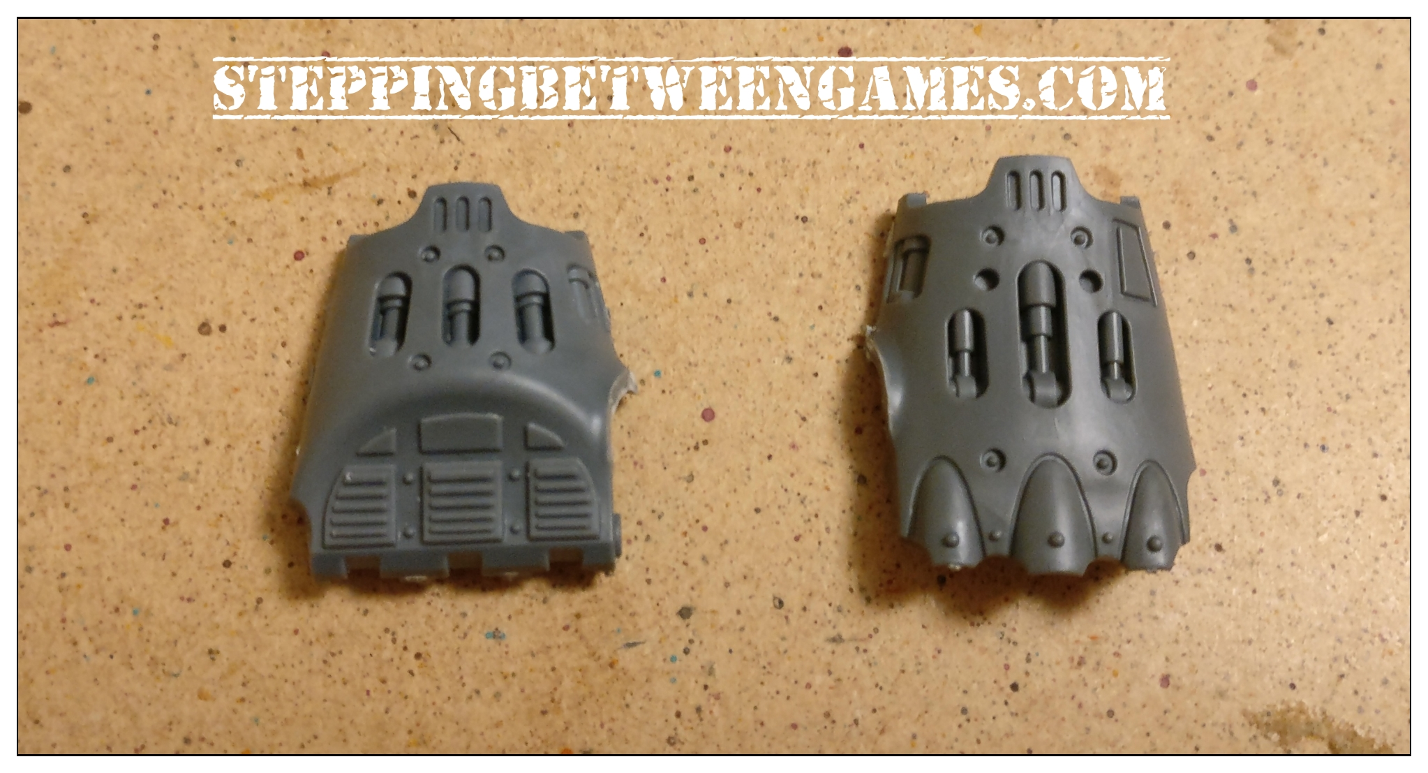Thunderstrike gauntlet right hand conversion - wires sliced off