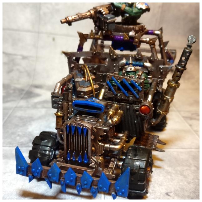 Ork Trukk conversion