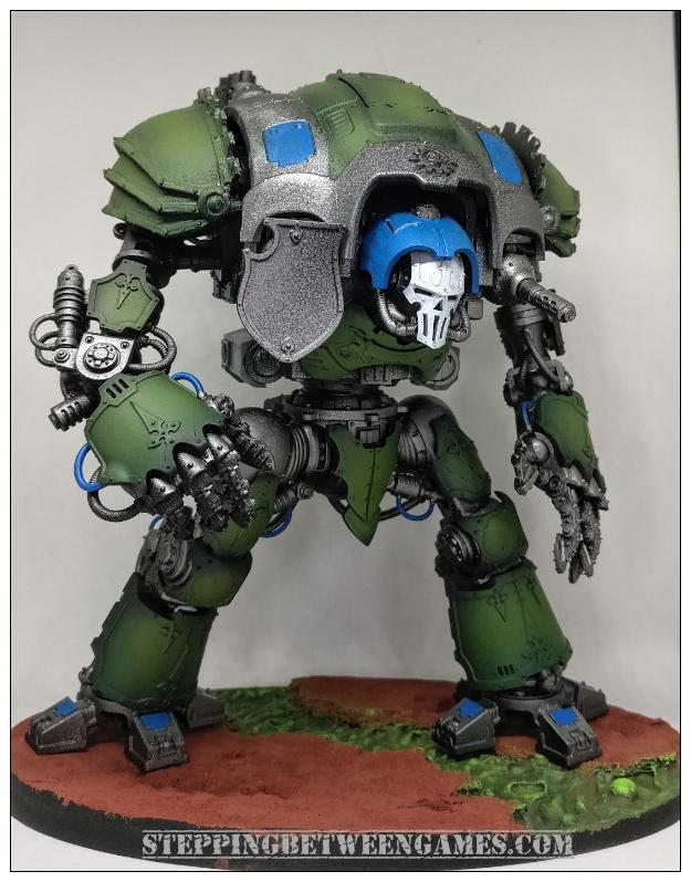 Knight Valiant conversion