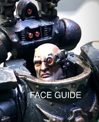 face painting tutorial cover