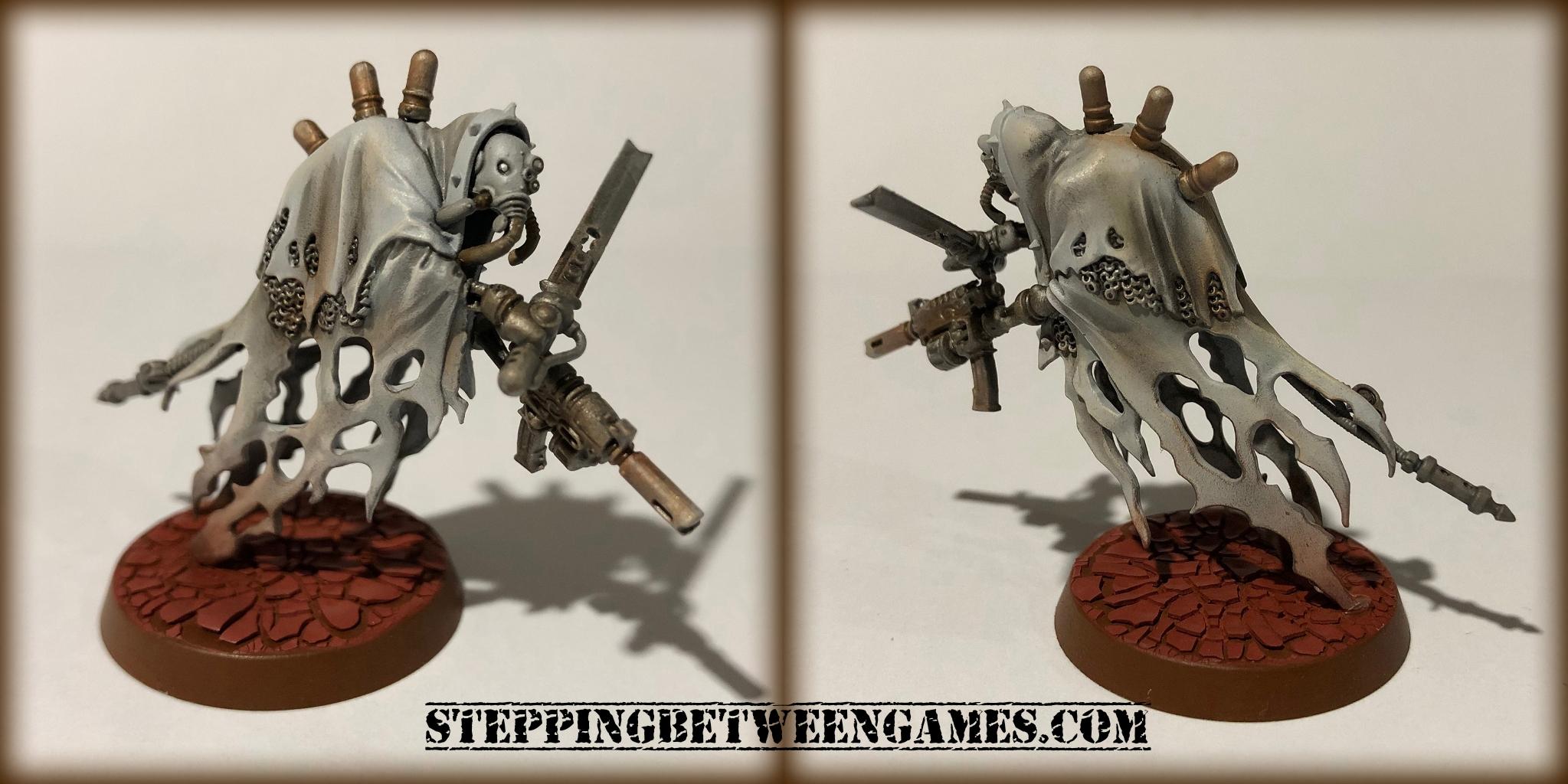 Dark Mechanicus Conversion ruststalker painted