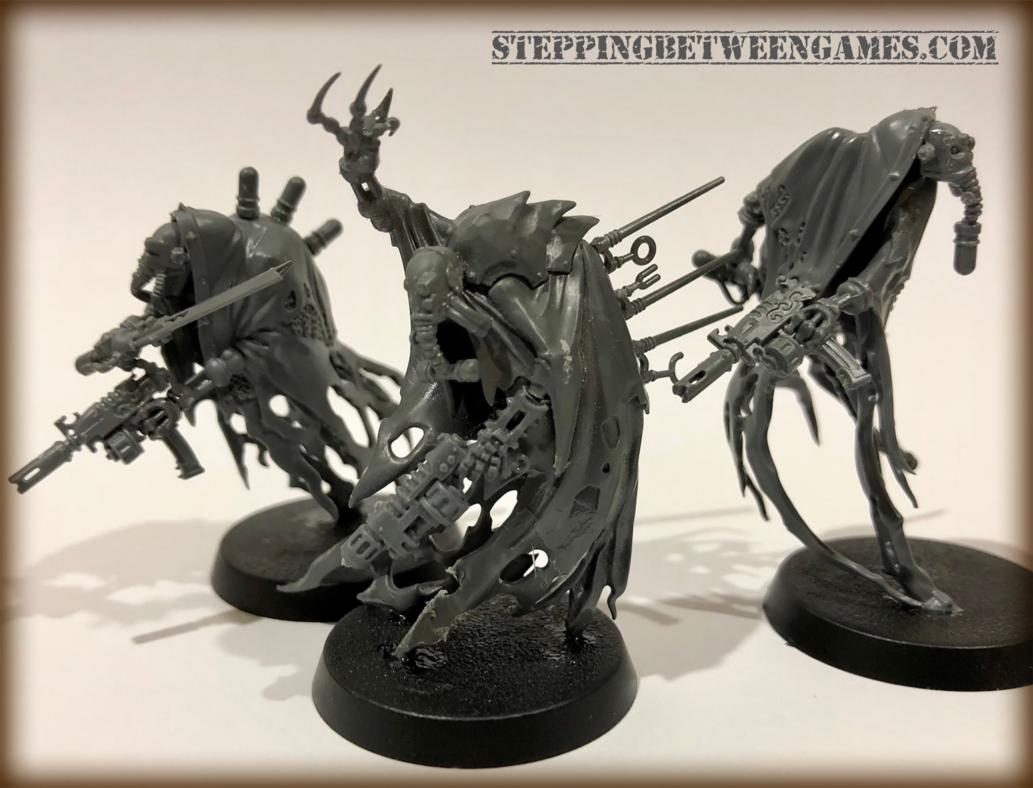 Dark Mechanicus Conversion ruststalkers