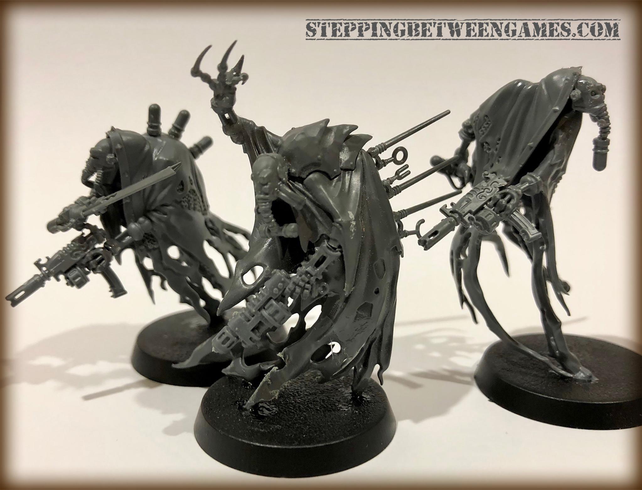 Dark Mechanicus Conversion ruststalkers