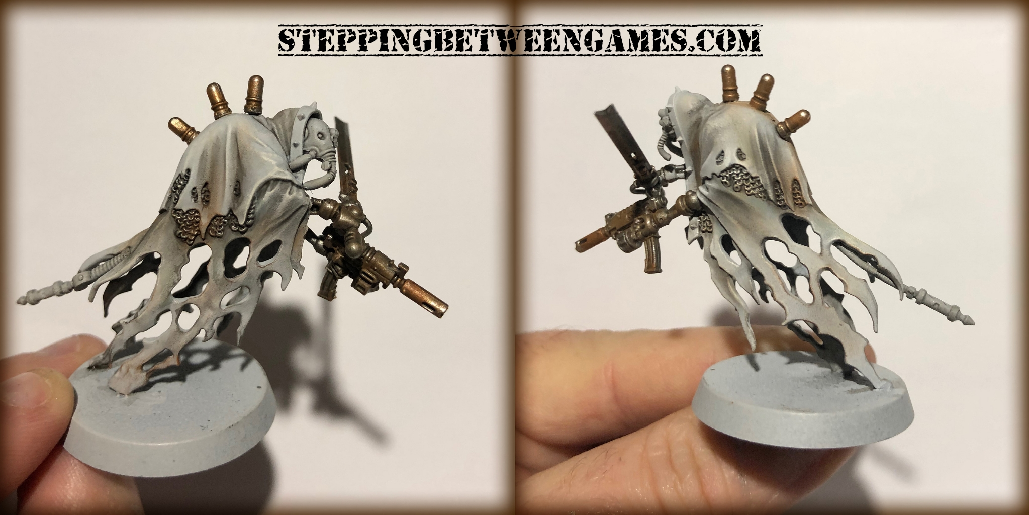 Dark Mechanicus Conversion ruststalker basic paint