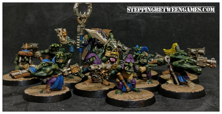 10 Grots and Runtherd