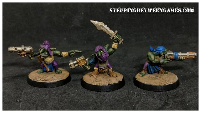 3 Deathskulls Grots