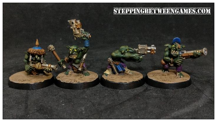 4 Deathskulls Grots