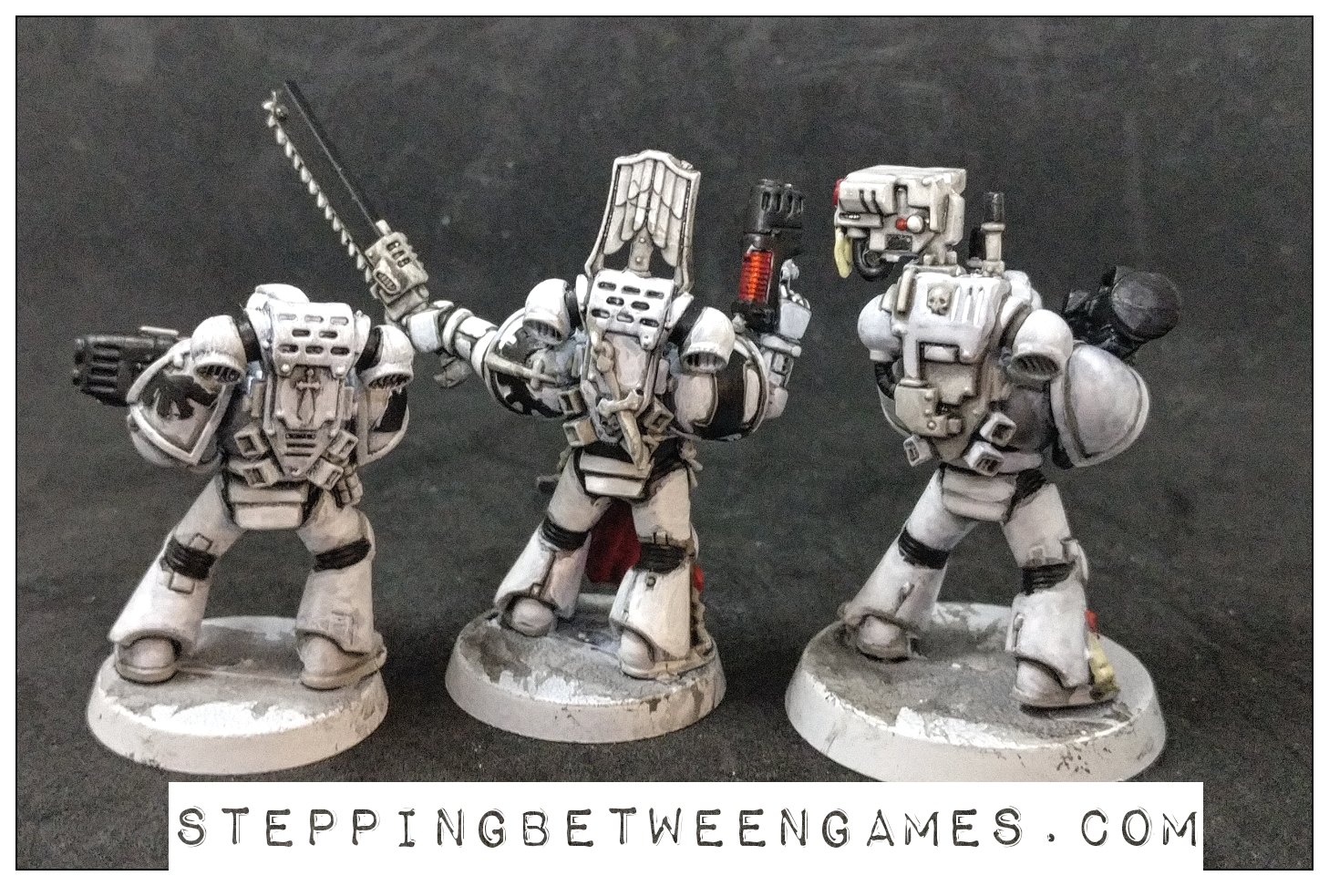 Star Wars Space Marines specialists back