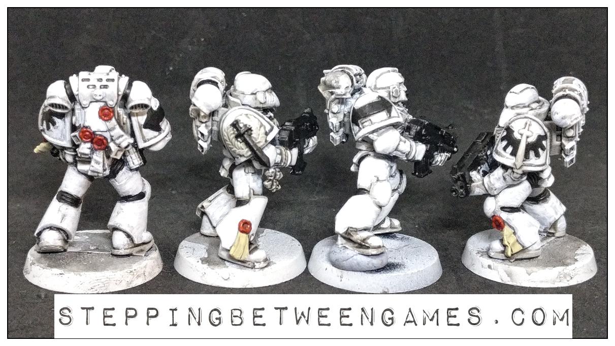 Star Wars Space Marines basic troopers