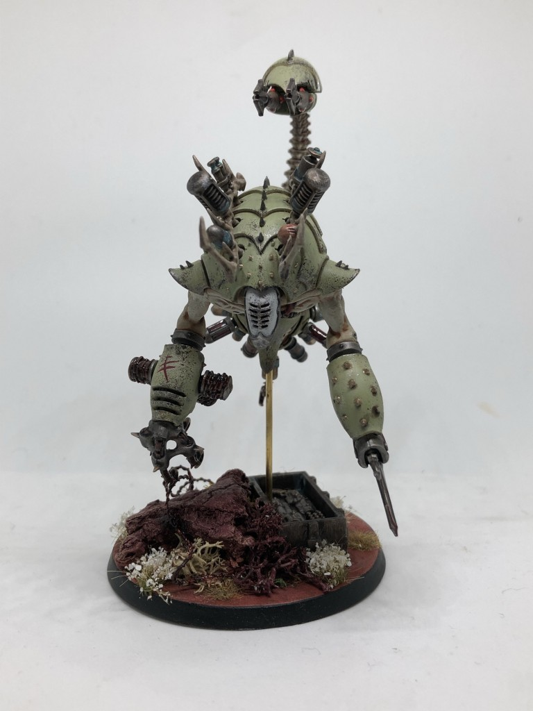 Talos Pain Engine front view