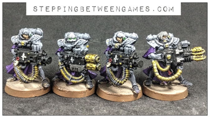 adepta sororitas heavy weapon retributors