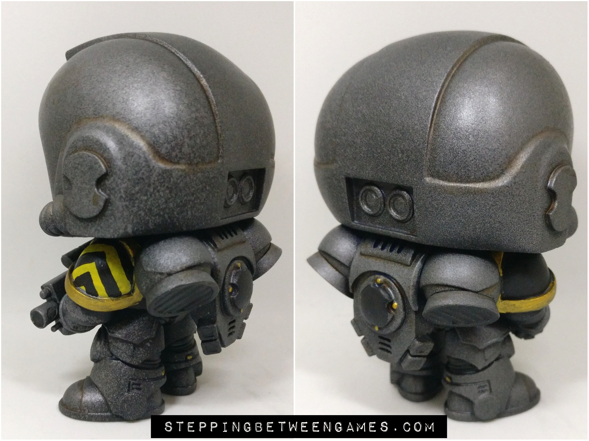 Iron Warriors Funko Pop wip 5