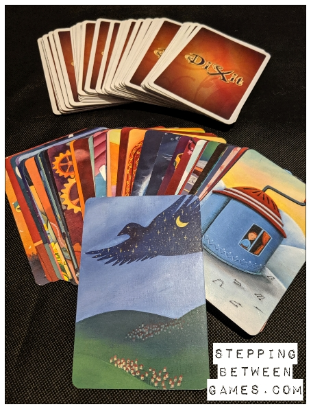 Board game review Dixit art of the cards