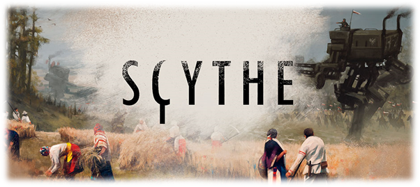 Scythe logo