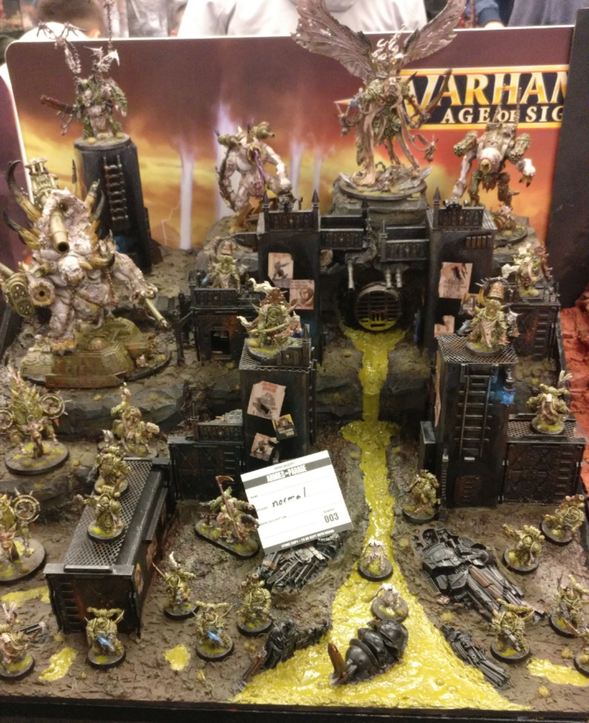 Armies on Parade Nurgle