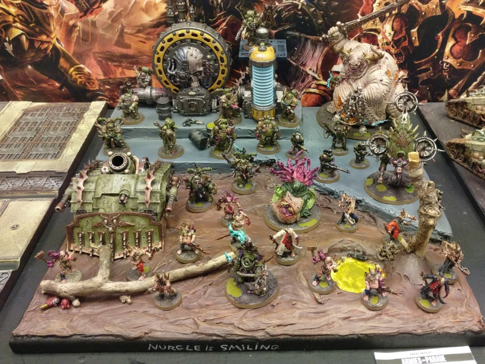 Armies on Parade nurgle 2
