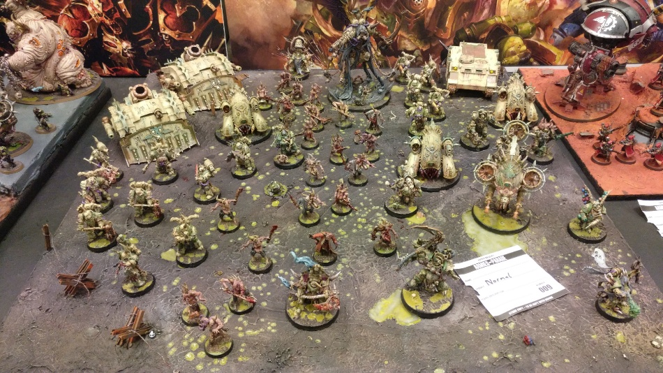 Armies on Parade Nurgle 3