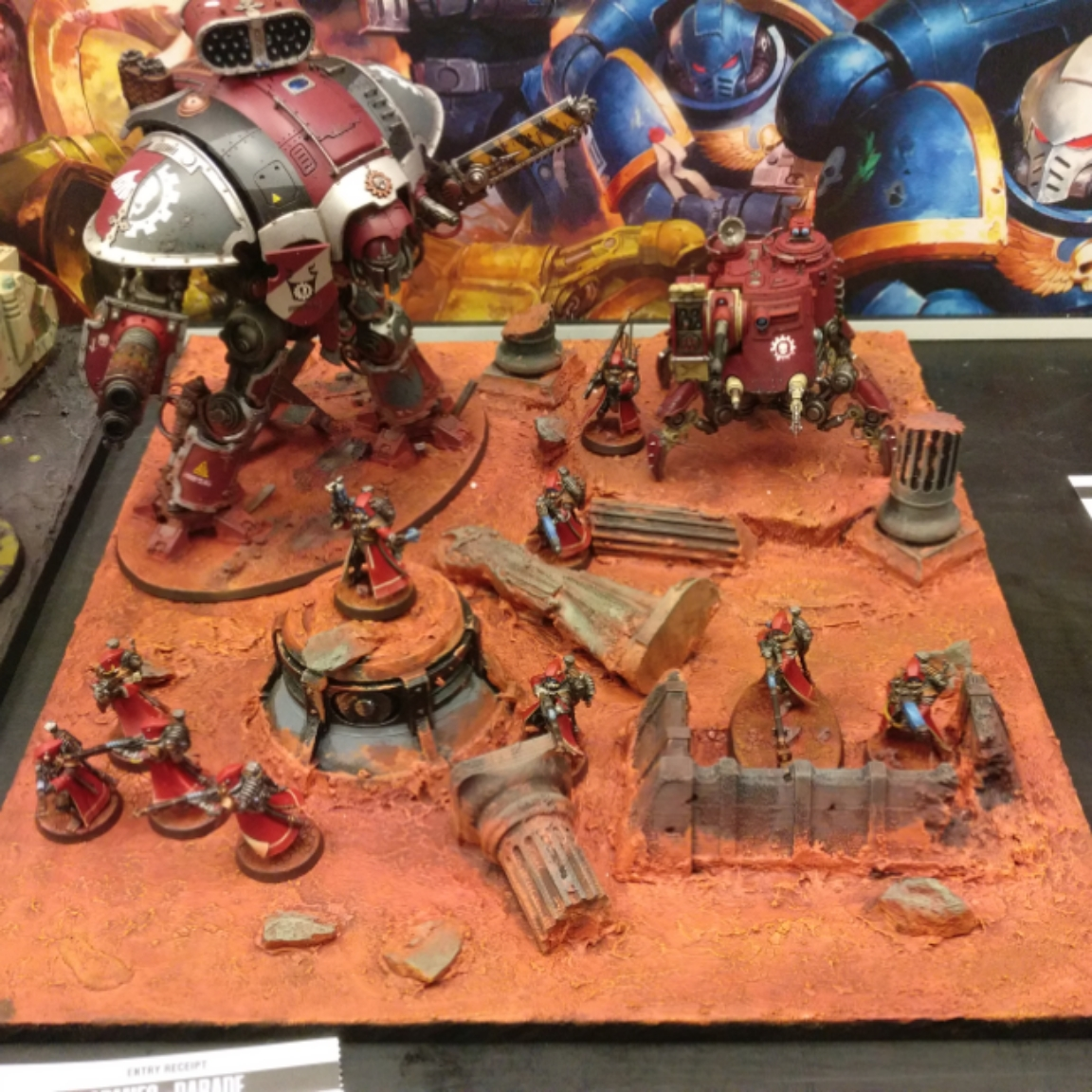 Armies on Parade AdMech