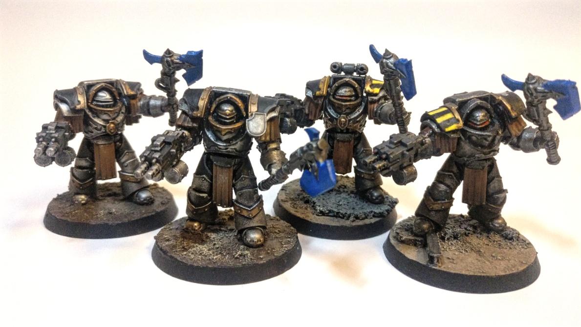 Iron Warriors Cataphractii - 3