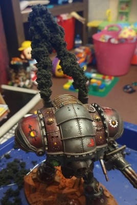 imperial knights smoke stacks step 5
