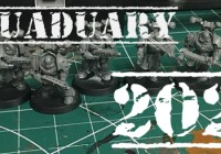 squaduary 2020 logo