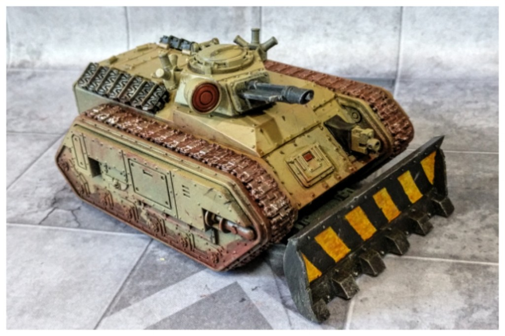 steel legion astra militarum chimera