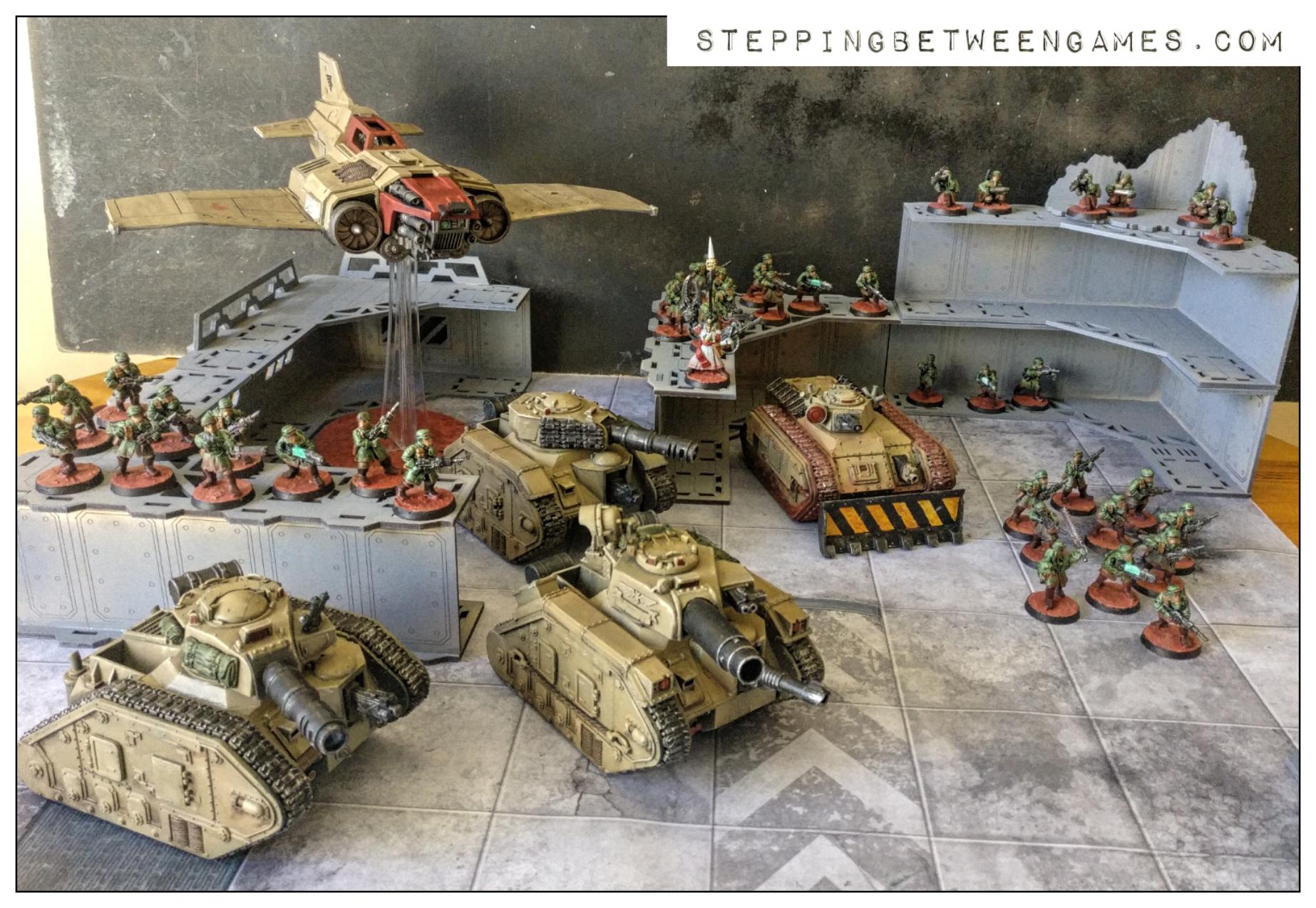 Imperial guard army - Astra Militarium