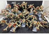 Broodlord and Genestealers from Space Hulk