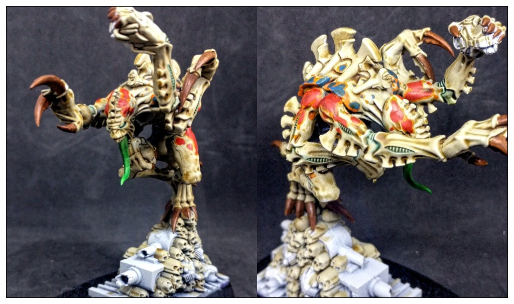 Broodlord from Space Hulk
