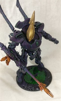 Eldar Aeldari Wraithknight base