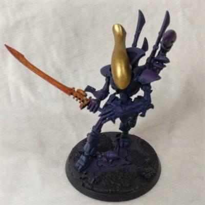 Eldar Aeldari Wraithlord