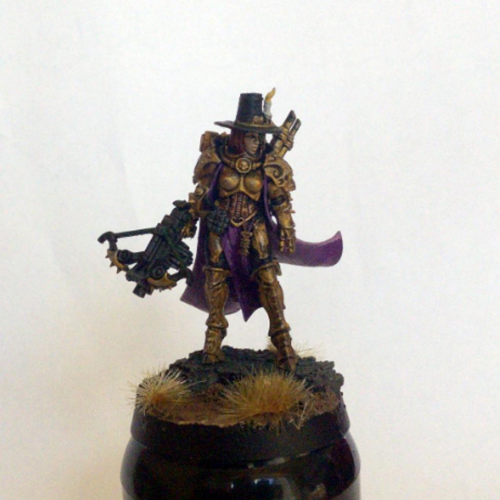 Inquisitor Greyfax 01