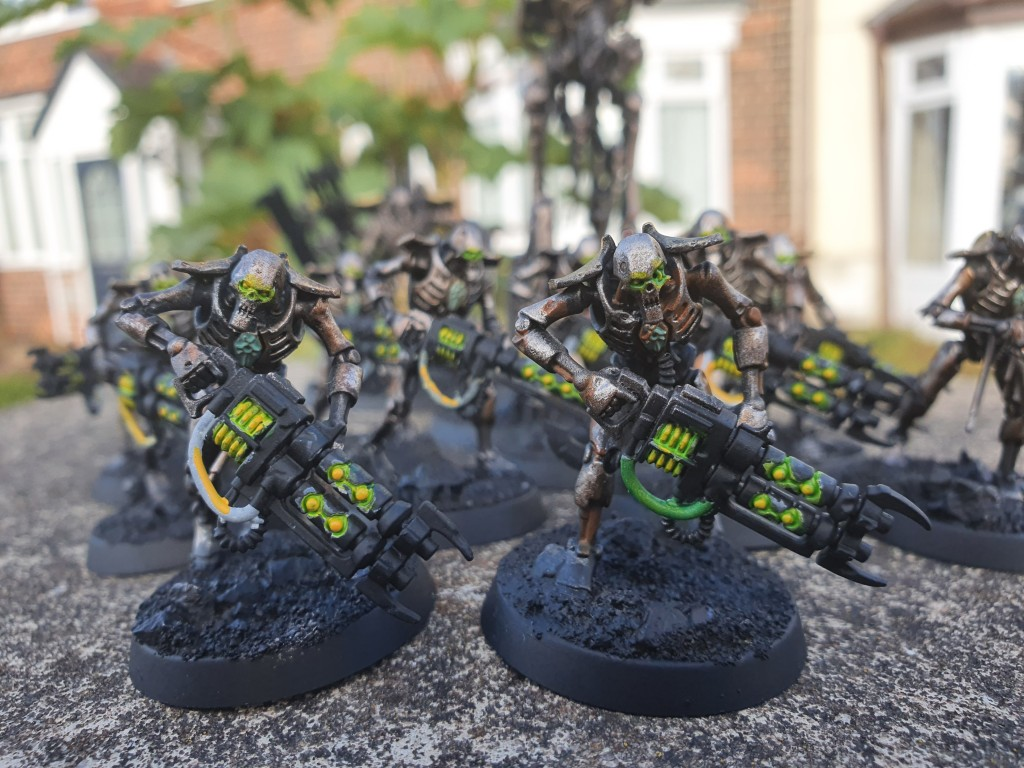 dessie necron warriors