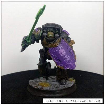 Galatus Dreadtober Dreadnought front