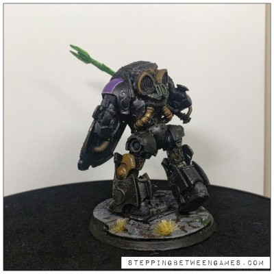 Galatus Dreadtober Dreadnought back