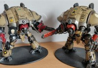 Chaos Imperial Knights - House Malinax